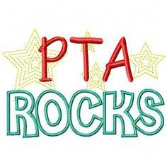Cute On Shirts More Pta Volunteers Pta Rocks Pta Meeting Pta Fun Pta