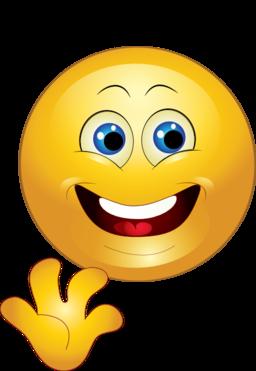 Hi Happy Smiley Emoticon Clipart Royalty Free Public Domain Clipart