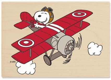 Peanuts   Snoopy S Airplane