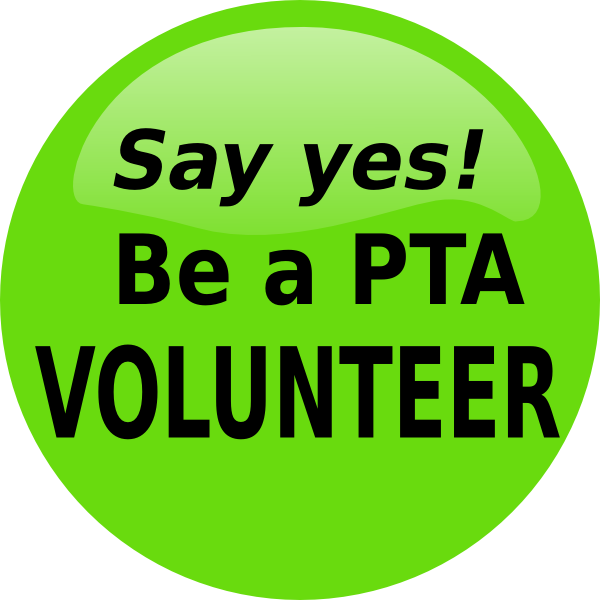 Pta Volunteer Clip Art At Clker Com   Vector Clip Art Online Royalty