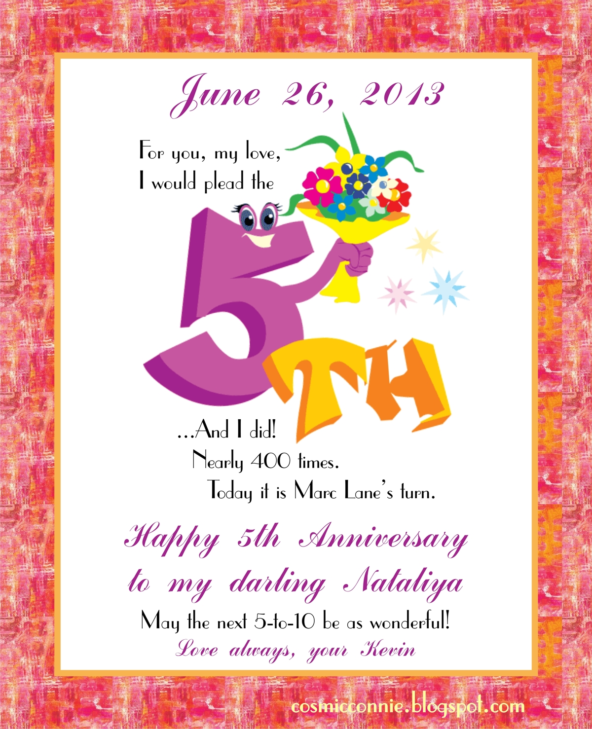 5th Anniversary Clip Art 18 Pics In Our Database For Happy 5th