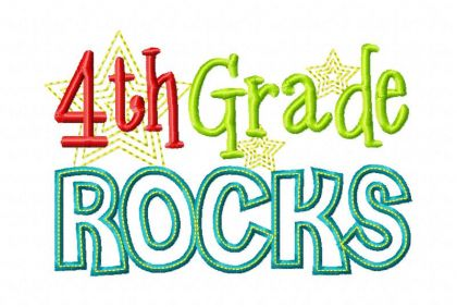 Image result for 4th grade rocks
