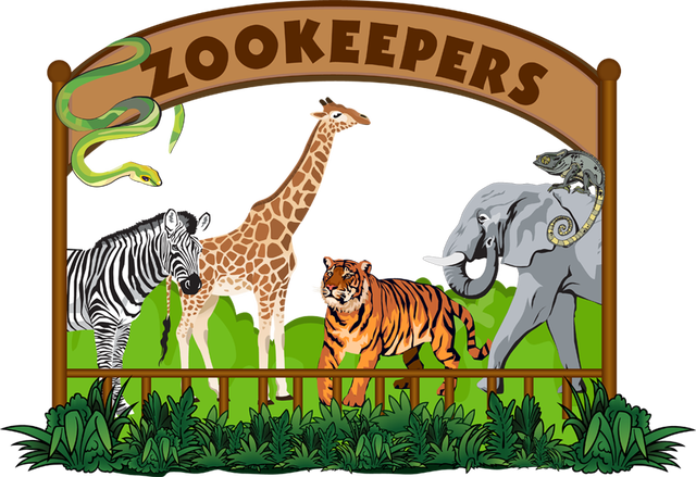 Clip Art For National Zoo Keeper Week     Dixie Allan