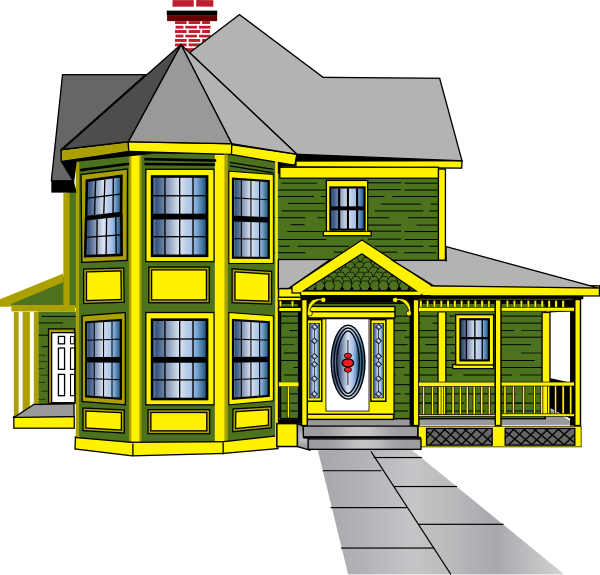Gingerbread House Clip Art At Clker Com   Vector Clip Art Online