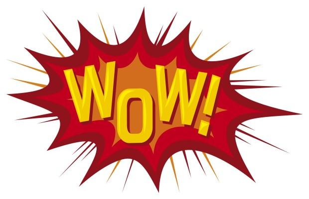 Clip Art Wow Clip Art wow clipart kid go back gallery for batman pow