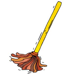 Mop Clipart - Clipart Kid