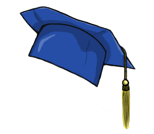 Graduation Cap Clipart By Marinka7 On Deviantart