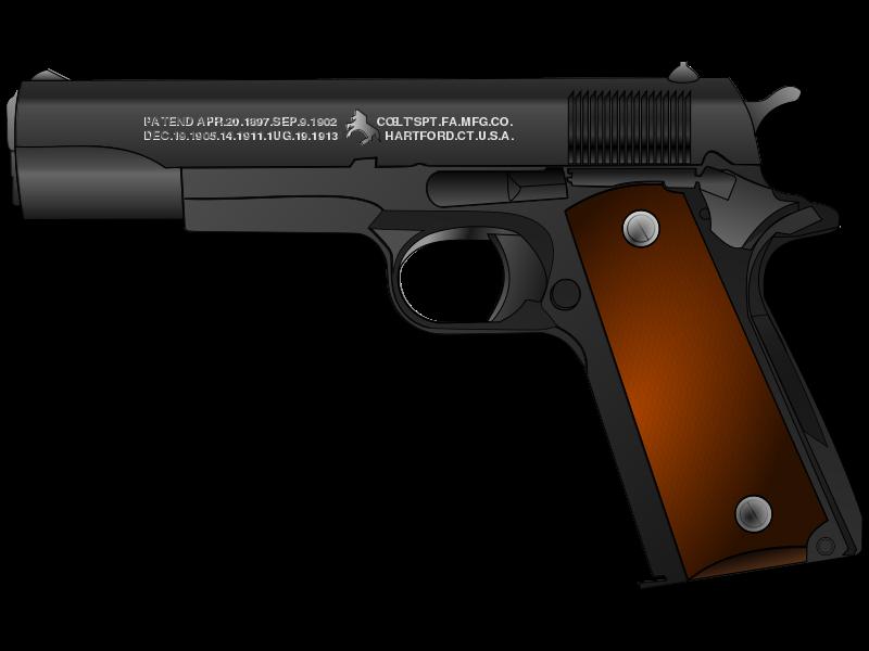 Clip Art Pistol Clip Art old pistol clipart kid gustavorezende black