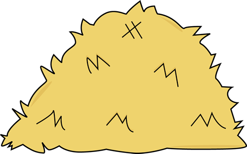 Hay Stack Clipart - Clipart Kid