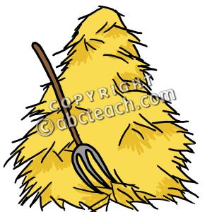 Hay Straw Clipart Clipart Suggest