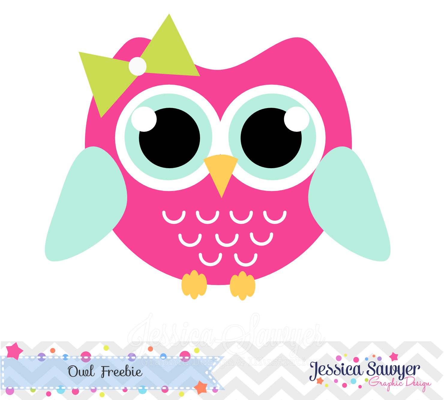 Owl Clipart Freebie Download