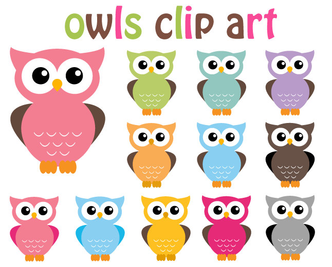 Free Owl Clipart - Clipart Kid