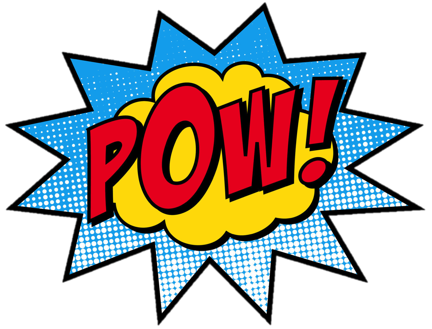 Super Hero Words Clip Art   Clipart Panda   Free Clipart Images