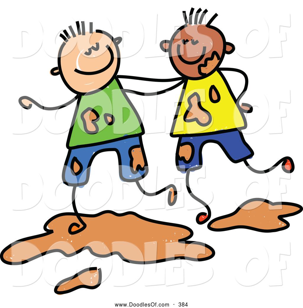 muddy dog clipart - photo #49