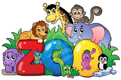 Zoo Clipart Vector 87279750 Jpg