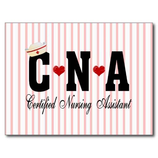 Certified nursing assistant logo cna certified nursing
