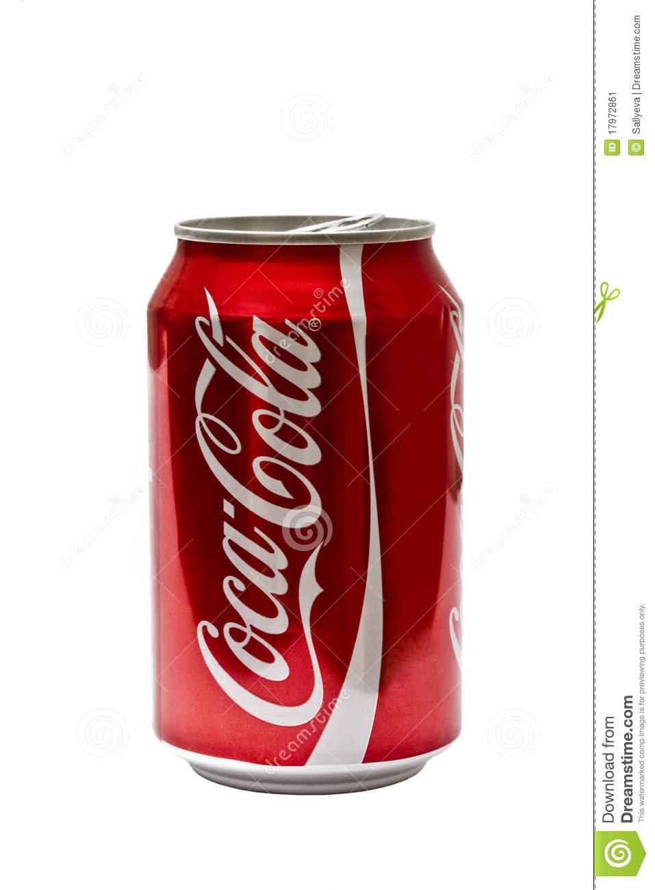 Coca Cola Can Editorial Photo   Image  17972861