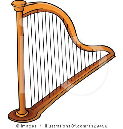 Clip Art Harp Clipart harp clipart kid royalty free rf panda images
