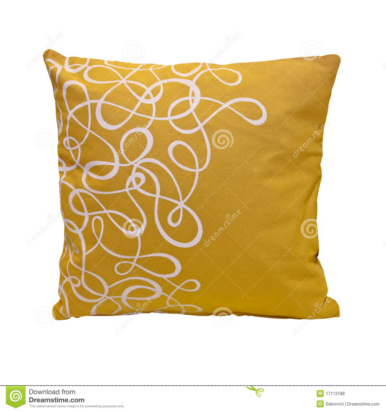 Soft Pillow Royalty Free Stock Photos   Image  17113188