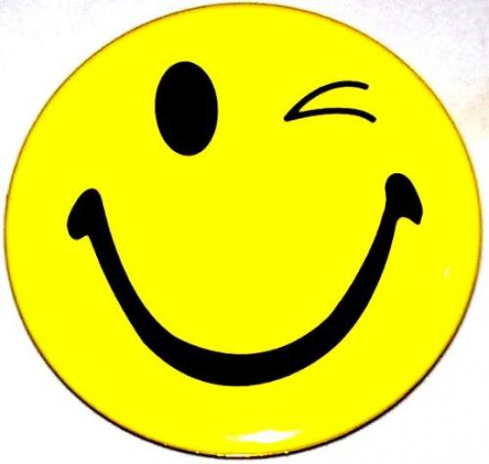 Wink Smiley   Clipart Best
