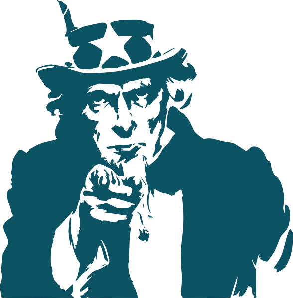 10 Uncle Sam We Want You Clip Art   Free Cliparts That You Can