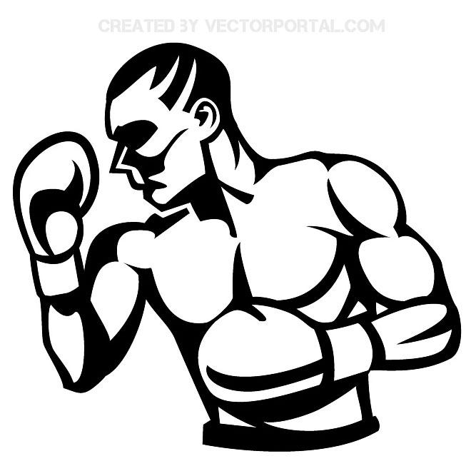 Clip Art Boxing Clipart boxers boxing clipart kid boxer clip art vector eps