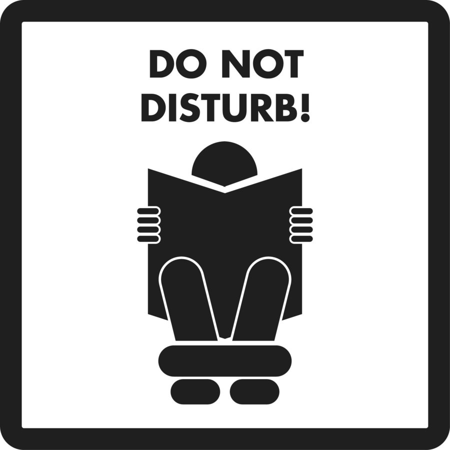 Do Not Disturb By Bhorwat On Deviantart