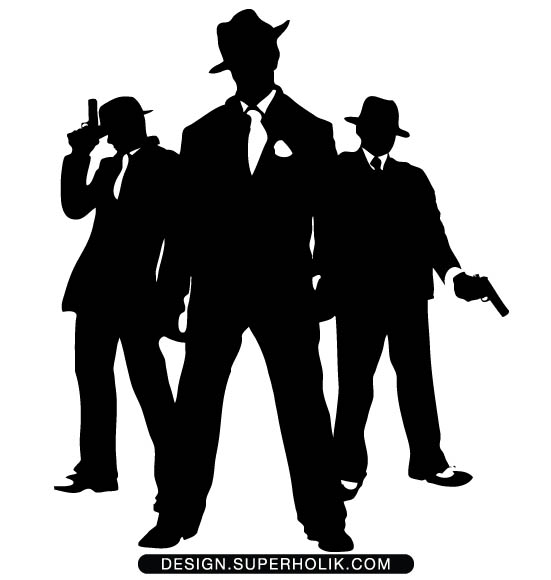 Free Gangster Clipart Image Search Results