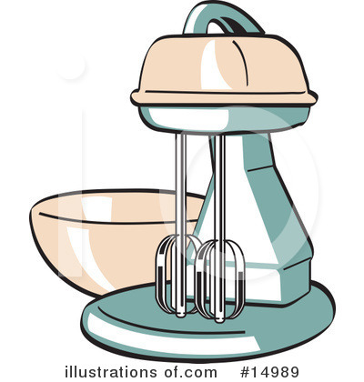 Mixer Clipart  14989 By Andy Nortnik   Royalty Free  Rf  Stock
