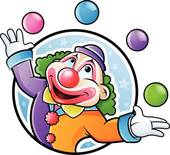 The Clown Stock Illustrations   Gograph