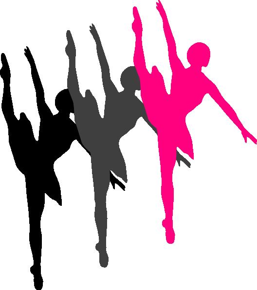 Jazz Dancer Clipart Color