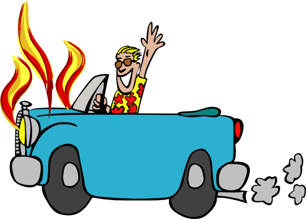 Auto Insurance Crash Clip Art At Clker Com   Vector Clip Art Online
