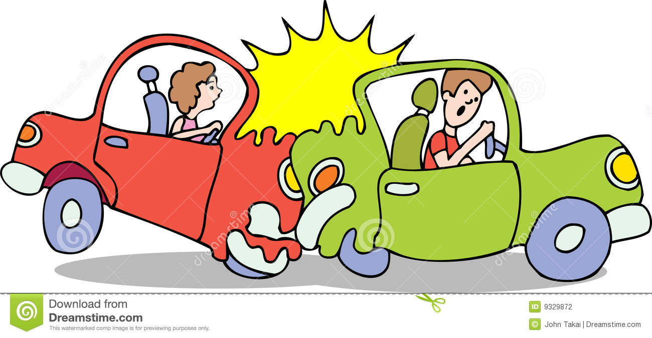 Clip Art Car Crash Clipart car accident clipart kid crash no background stock photography image 9329872
