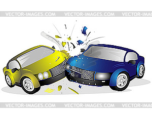 Clip Art Car Crash Clipart crash clipart kid car stock vector clipart