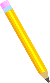 Free Clipart Of Pencil Clipart Picture Of A Yellow School Pencil With