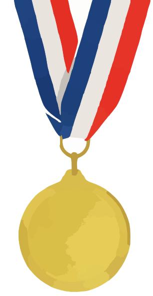 Clip Art Gold Medal Clipart gold medal winner clipart kid clip art at clker com vector online royalty