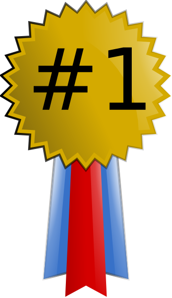 Clip Art Gold Medal Clipart gold medal clipart kid numbered clip art at clker com vector online