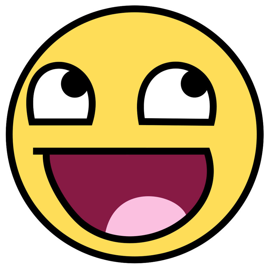 Excited Happy Face Clipart - Clipart Suggest