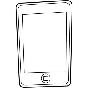 Iphone Cell Phone Clipart   Clipart Panda   Free Clipart Images