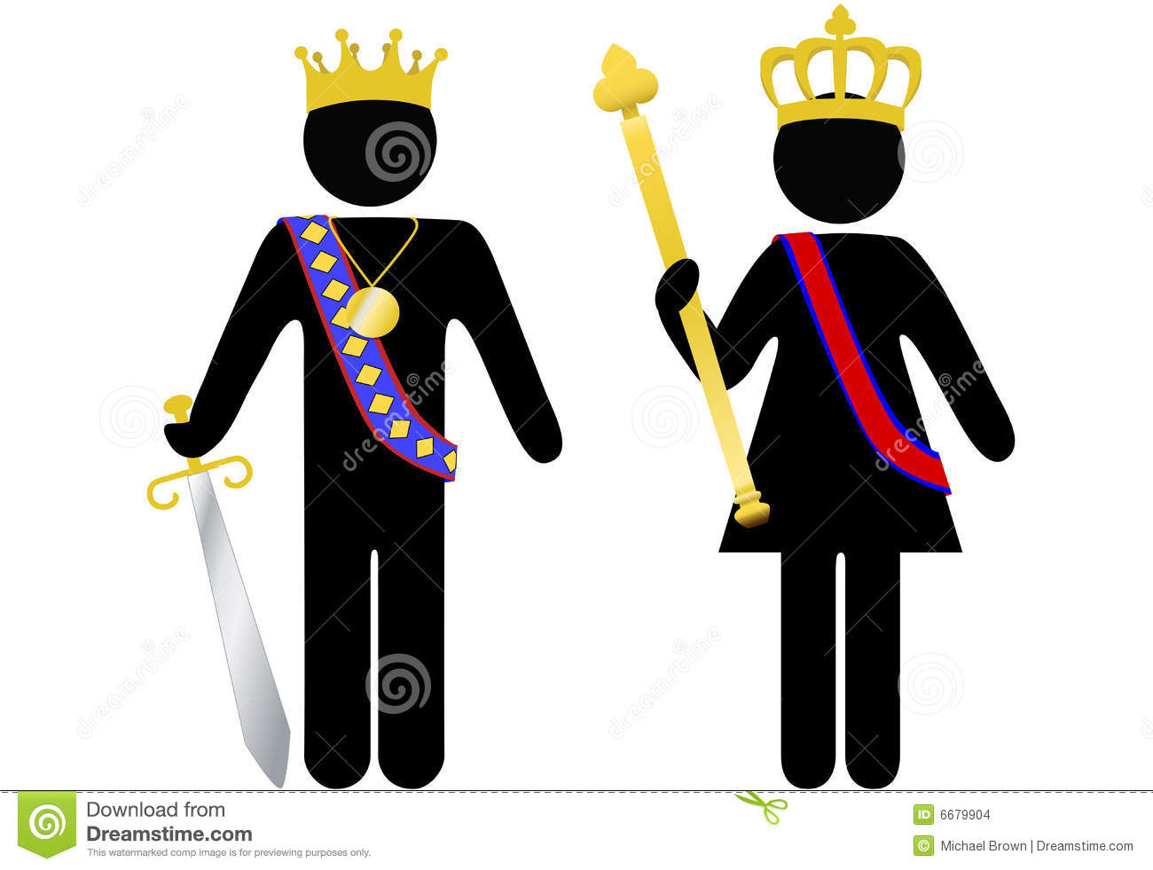 King And Queen Clipart   Clipart Panda   Free Clipart Images