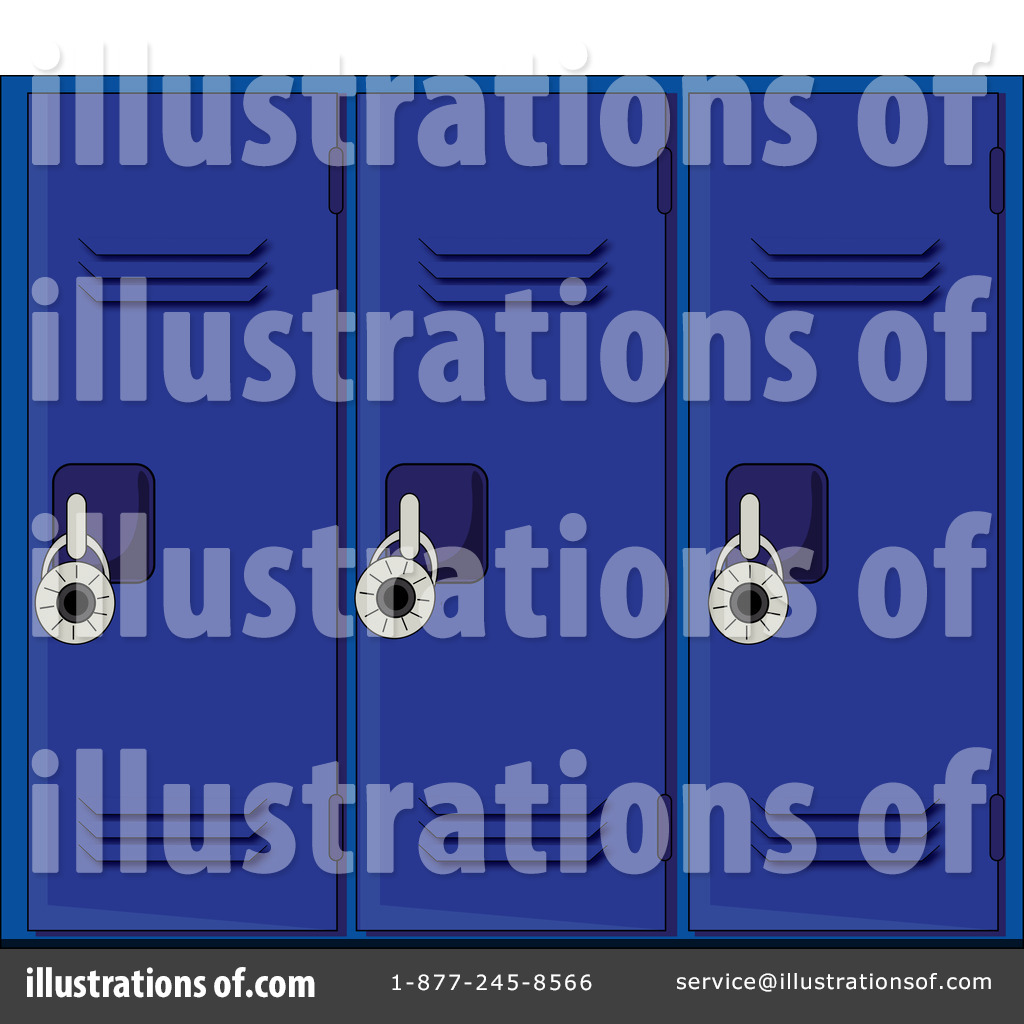 Locker Clipart
