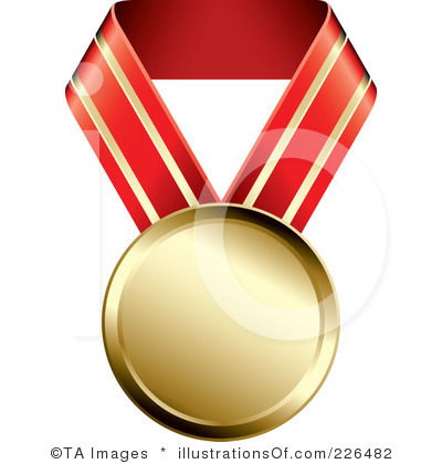 Medal Clipart Royalty Free Medals Clipart Illustration 226482 Jpg