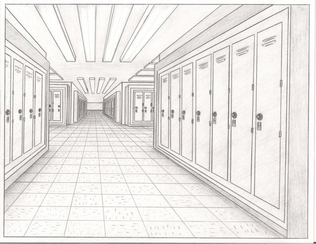 Mira Loma High School Locker Project  Sacramento Ca   Discover Design