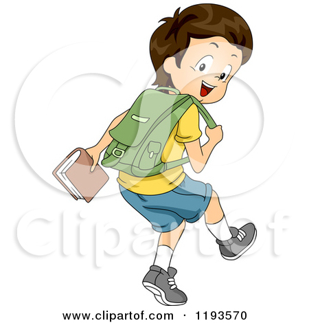 Royalty Free  Rf  Clipart Of School Boys Illustrations Vector