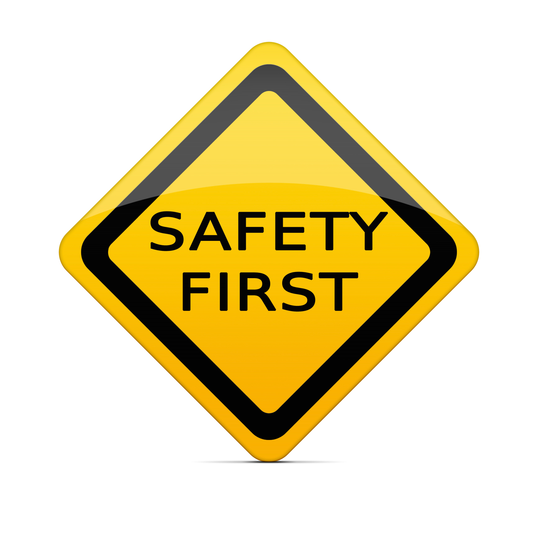Safety First Clipart - Clipart Kid