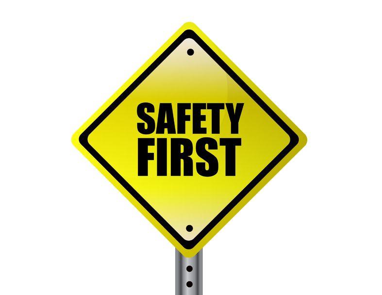 Think Safety First Clipart - Clipart Suggest