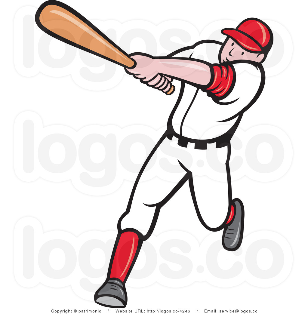 baseball player clipart clipart suggest