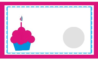Birthday Cupcake Printable Images   Pictures   Becuo