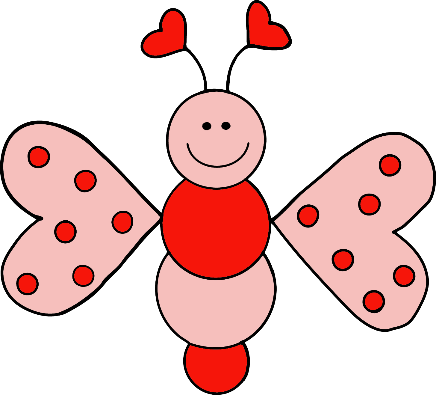 Love Bug Clipart - Clipart Kid