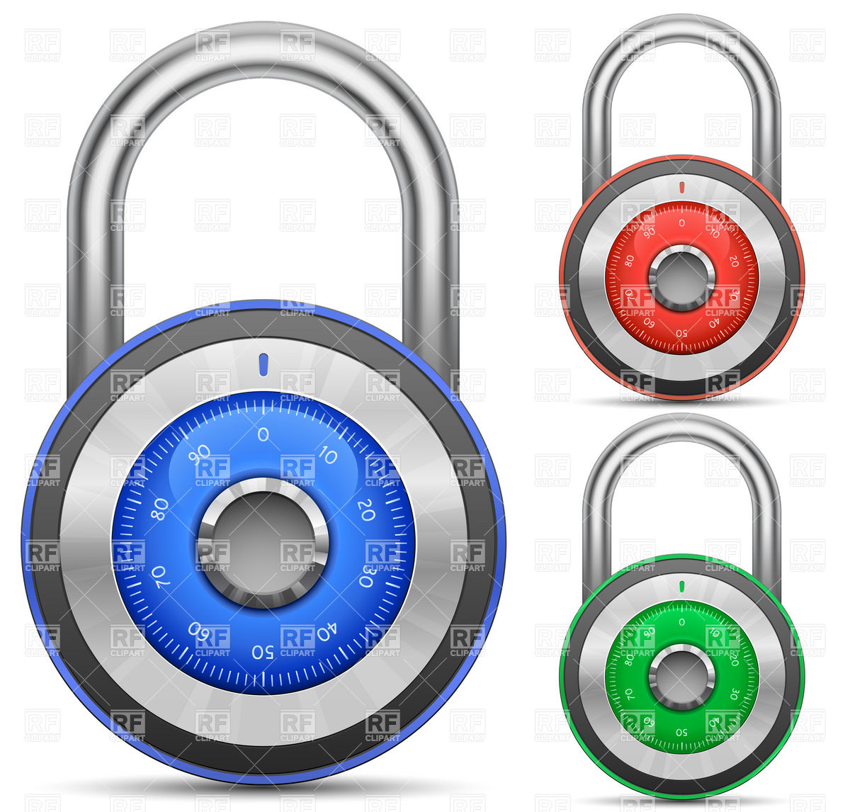 Lock   Security Concept Download Royalty Free Vector Clipart  Eps